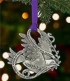 """Christmas Memorial Ornament """"May Your Memories of This Season..."""""""