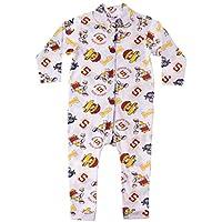 Pijama Bebê/Infantil Urban Branco - Moda Love