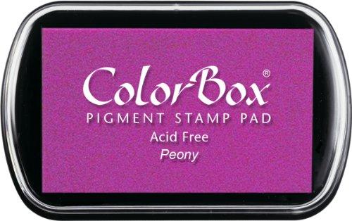 Clearsnap ColorBox Pigment Inkpad, Peony (Peony Box)