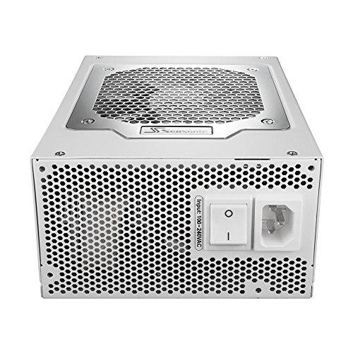 Seasonic 1050W ATX12V/EPS12V 80 PLUS Platinum Certified Full Modular Active PFC SNOW SILENT-1050 by Seasonic (Image #2)
