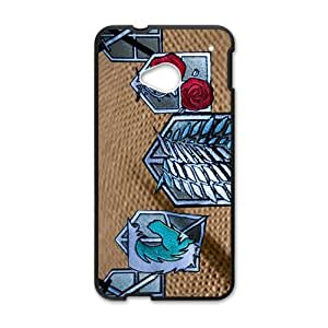 Happy Distinctive window design pattern Cell Phone Case for HTC One M7 by icecream design
