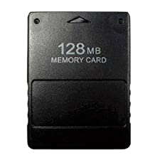 Mosuch Playstation 2 PS2 Memory Card 128MB
