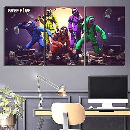 ksjdjok HD Cartoon Joker Imagen Garena Free Fire Game Poster ...