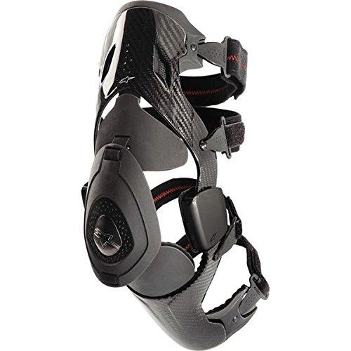Price comparison product image Alpinestars Carbon B2 Knee Brace - Left Large L 6500411-10-L