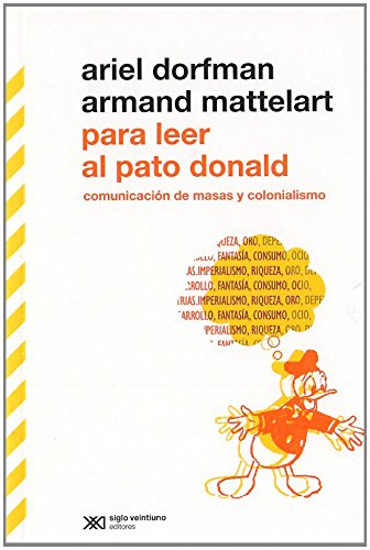 PARA LEER AL PATO DONALD (Spanish Edition)