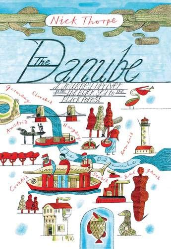 Download The Danube: A Journey Upriver from the Black Sea to the Black Forest ebook