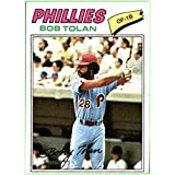 1977 Topps #188 Bob Tolan PHILADELPHIA PHILLIES (Nrmt) Bobby