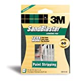 3M SandBlaster 20918-60 Paint Stripping Sanding Sponges, Coarse 60