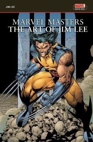 The Art of Jim Lee (Marvel Masters)
