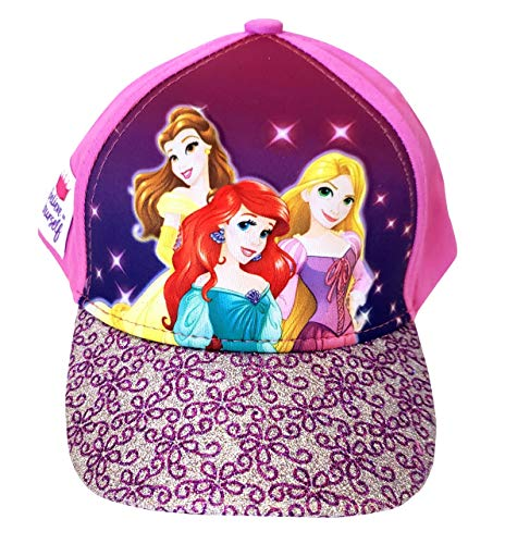 Disney Princess Girls 3D POP Baseball Cap - Believe in Yourself