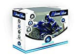 remote control broom - Mindscope Hovercycle Blue 49 MHz Remote Control (RC) Stunt Performing Light Up Motorcycle