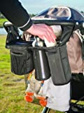 Valco Baby Stroller Caddy Organizer, Black, Universal by Valco Baby
