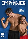 Empower Workouts 1 motivational teen fitness dvd, led by teenagers and kids!