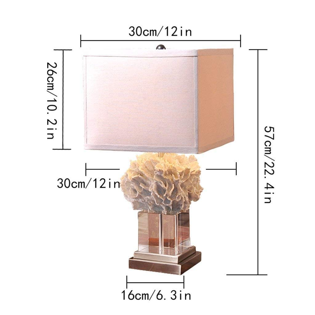 Stts Household Household Household Bedside Table Lamp, Decoration Desk Lamp, Studentye Protection Table Lamp, Desk Lamp-Resin Lamp Body and PVC Lamp Shade Cap Type B07LBDBYGJ | Verrückter Preis, Birmingham  1a45d2