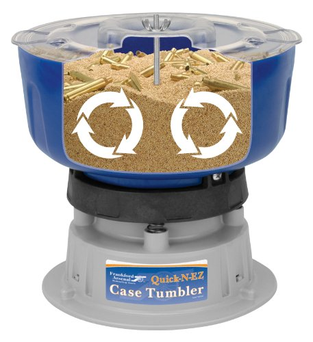 Review Frankford Arsenal Quick-n-EZ Case Tumbler