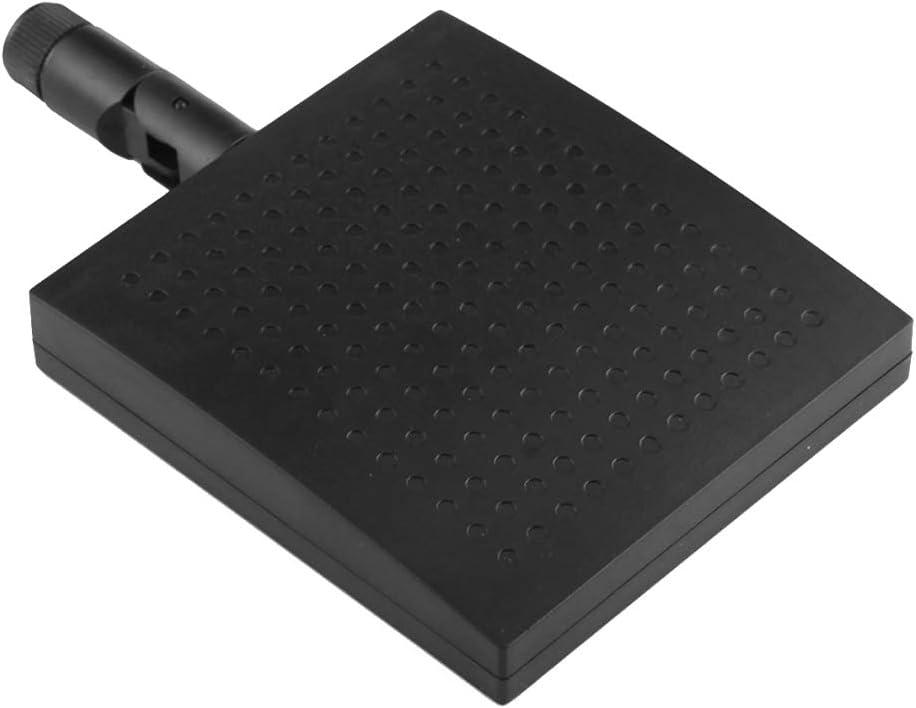 GH Antenne /à Gain /élev/é 12 dBi Connecteur dinterface m/âle SMA Panneau de Support int/érieur Antenne WiFi 2,4 GHz