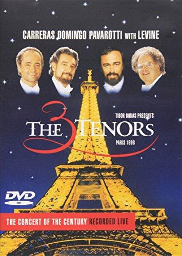 DVD : The Three Tenors - The Three Tenors: Paris 1998 (DVD)