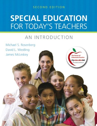 Special Education for Todays Teachers: An Introduction (2nd Edition)