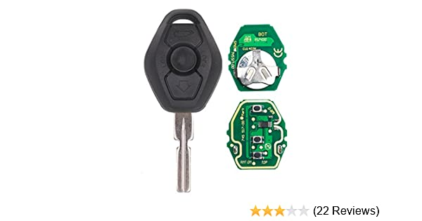 Car Key Fob Entry Remote Navy For 2000 2001 2002 2003 2004 2005 2006 Ford E-350