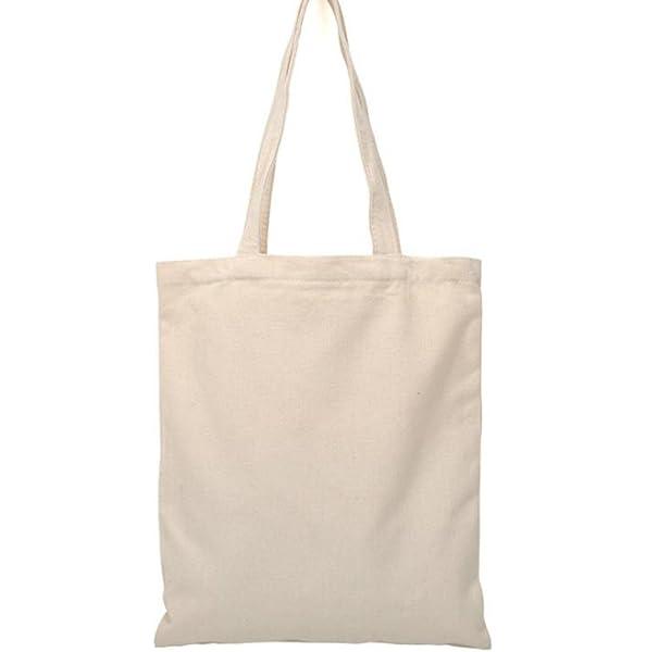 Scrox - Bolsa de playa beige Bolsa de tela de cáñamo y algodón beige,para pintar a mano,para creaciones propias 34*39cm: Amazon.es: Zapatos y complementos