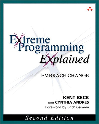 Extreme Programming Explained: Embrace Change (XP Series)
