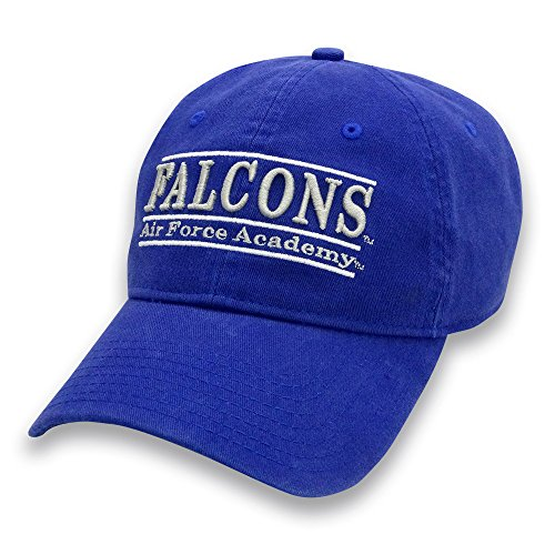 (NCAA Air Force Falcons Adult The Game Classic Adjustable Hat, Royal)