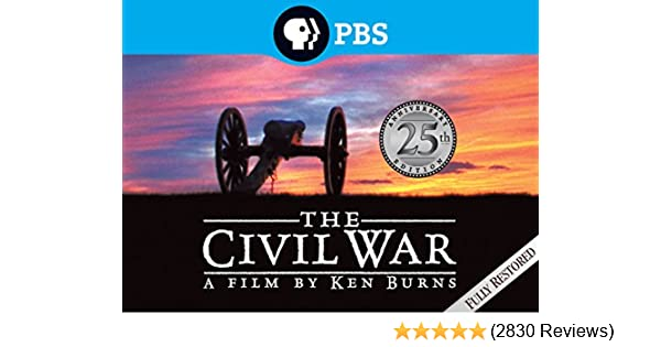 Amazon com: Watch The Civil War: A Film By Ken Burns Season