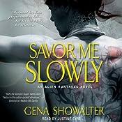 Savor Me Slowly | Gena Showalter