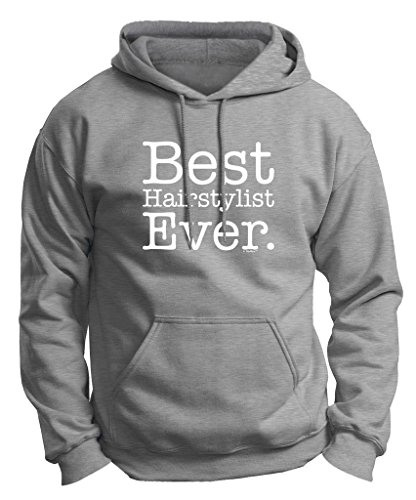 Best Hairstylist Premium Hoodie Sweatshirt