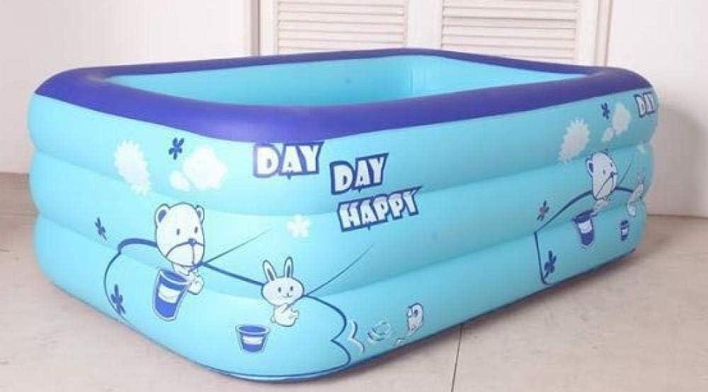 Gran Piscina Infantil Hinchable para niños y Adultos para ...