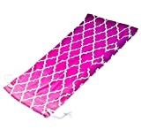 Ombre Sunglasses Eyeglasses Gadgets Cleaning & Storage Pouch - Dark Pink