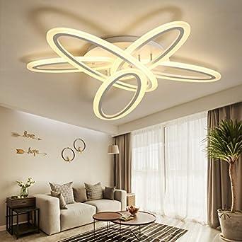 Shop 6 Deckenleuchte Halle Schlafzimmer Licht Led Beleuchtung Acryl