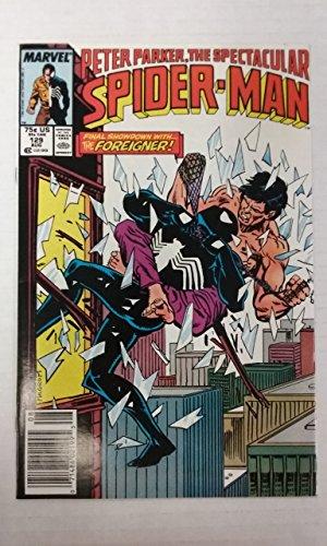 Peter Parker Spectacular Spider-Man Vol. 1 No. 129