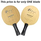 Palio ENERGY06 with 6Wood and 2Carbon FL Table Tennis Blade