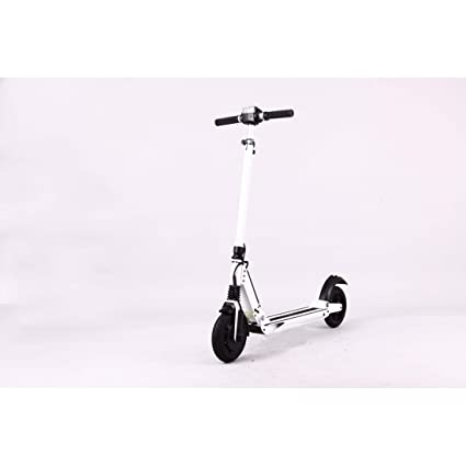 Patinete Eléctrico E-Twow S2 Booster 500W - Electric Scooter - Motor Brushless HUB 24V - Ultra ligero 10Kg - Chasis de alluminio - 30Km/h - Baterías ...