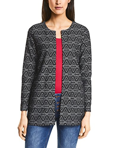 Donna Multicolore One Cardigan Black 20001 Street EB61qw7