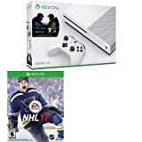 Xbox One S 500GB Console - Halo Collection Bundle + NHL 17