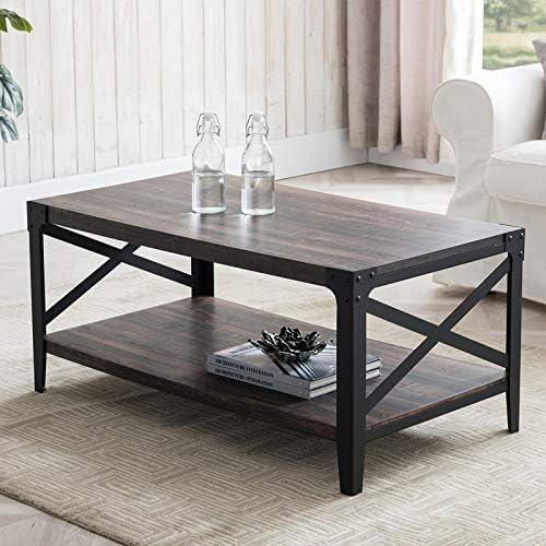 OKD Industrial Coffee Table 40″