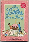 The Littles Give a Party, John Peterson, 0590401386