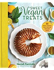 Sweet Vegan Treats: 90 Recipes for Cookies, Brownies, Cakes, and Tarts