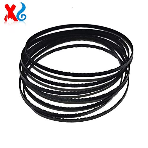 Printer Parts 10X Re-Manufactured 7110 7610 Short Carriage Tracking Feeding Belt Replacement for HP Officejet 7110 7610 7612 6700 CM751-40275 by Yoton (Image #5)