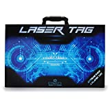 DYNASTY TOYS Laser Tag Set Toys and Carrying Case for Kids Multiplayer 4 Pack Variant Image
