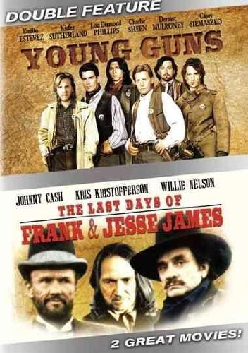 Double Feature: Young Guns/The Last Days of Frank and Jesse James by LION'S GATE ENTERTAINMENT