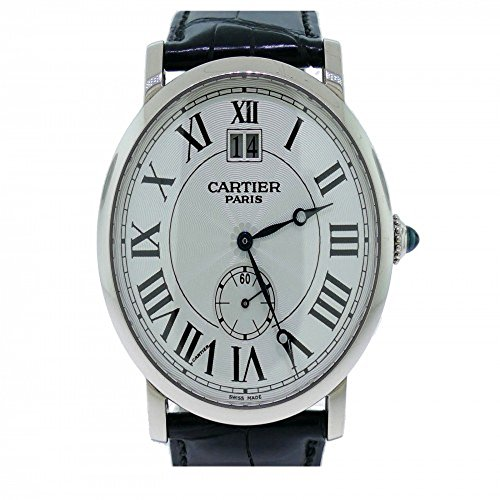 Cartier Rotonde de Cartier mechanical-hand-wind mens Watch W1550751 (Certified Pre-owned)