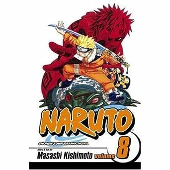 Naruto, Vol. 8: Life-And-Death Battles (Naruto Graphic Novel ...
