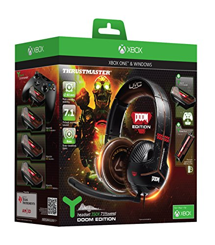 Thrustmaster Y-350X 7.1 Powered DOOM Edition for Xbox One and WINDOWS by ThrustMaster (Image #5)