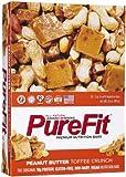 PureFit Crunch Bars - Peanut Butter Toffee - 2 oz - 15 ct