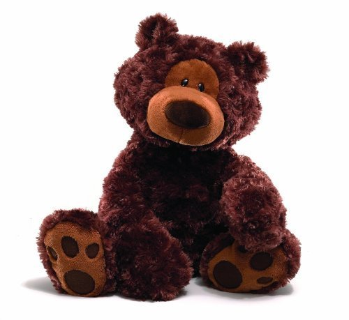 Gund Philbin Bear Large 45.50 cm (Chocolate) by Gund