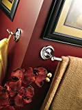 Moen 5303CH Yorkshire Double Robe Hook, Chrome