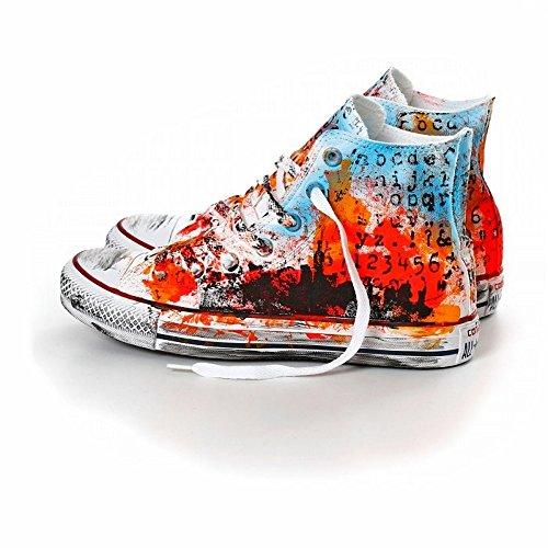 Converse , Damen Sneaker Mehrfarbig color